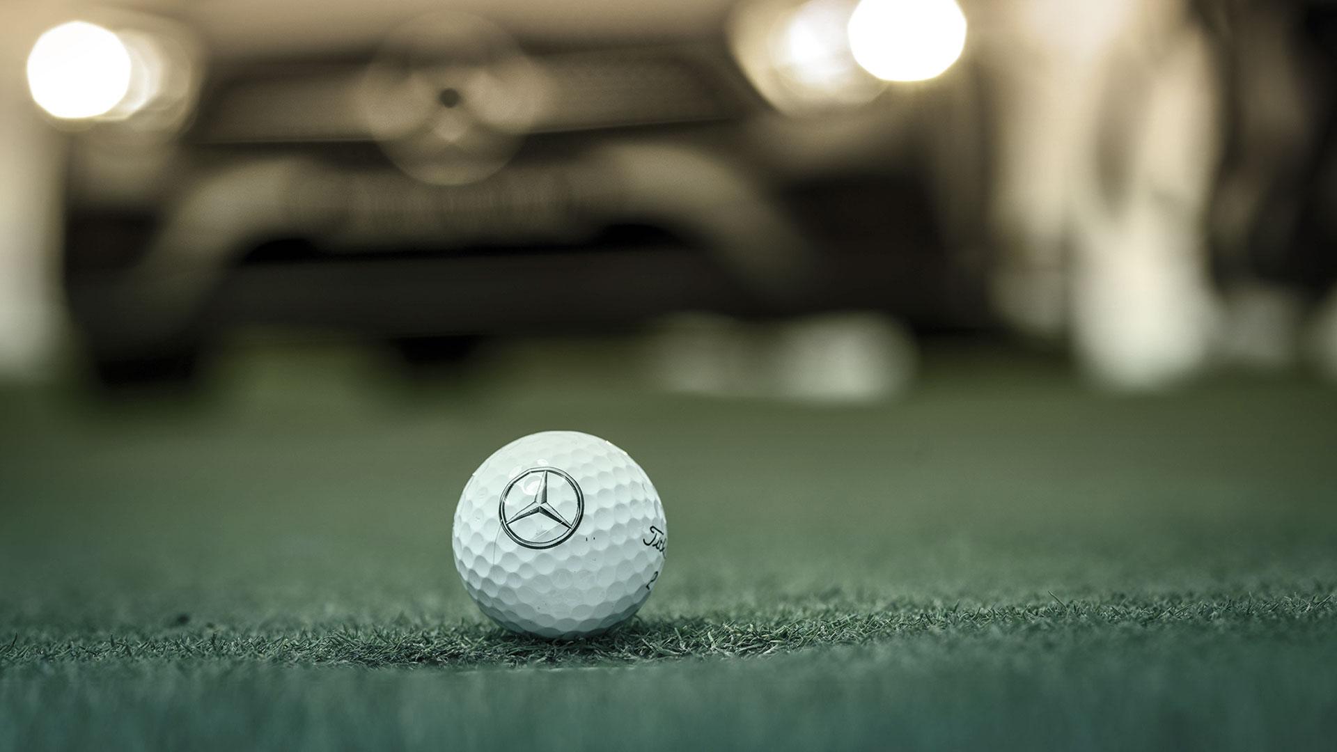 Apollo18 betreut den Kunden Mercedes-Benz bei seiner digitalen Golf Aktivierung