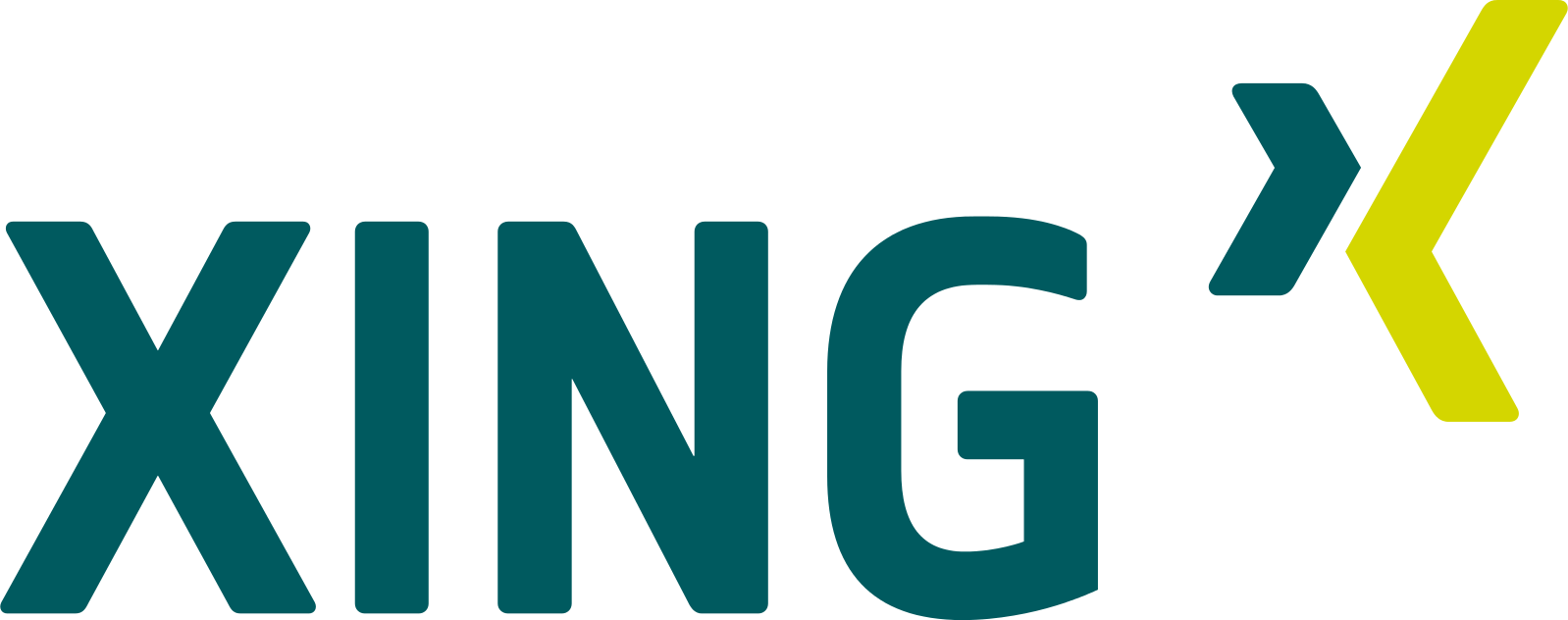 Logo des Kunden XING